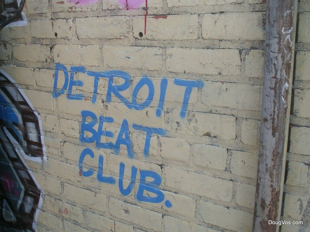 Detroit Beat Club - May 2008