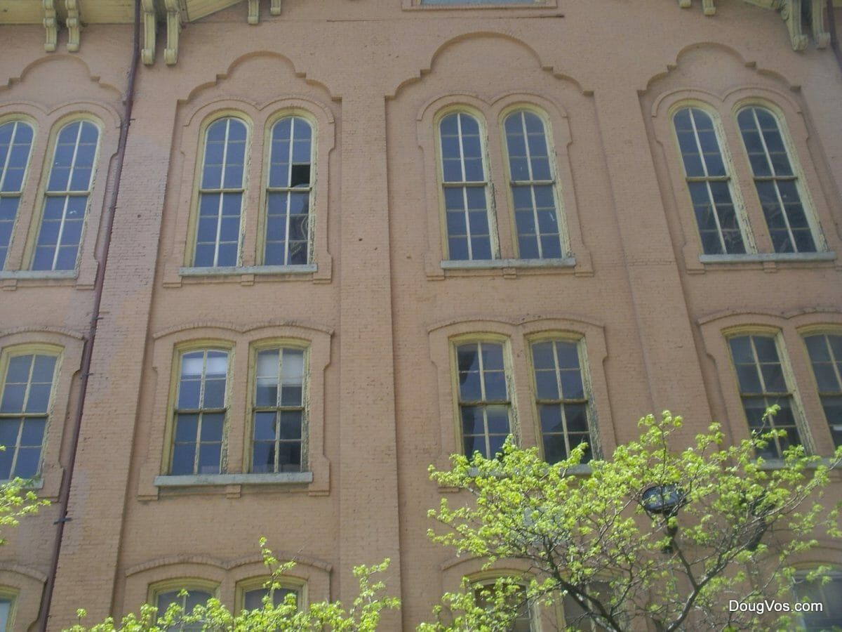 Old Windows - May 2008