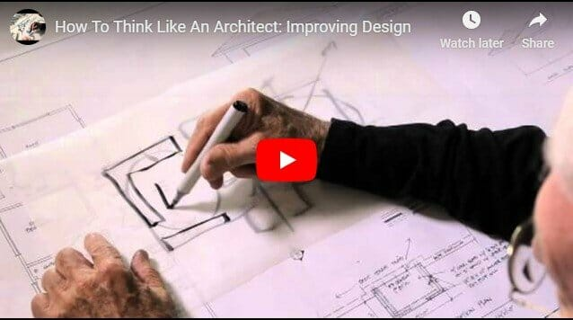 How To Think Like An Architect - video preview image