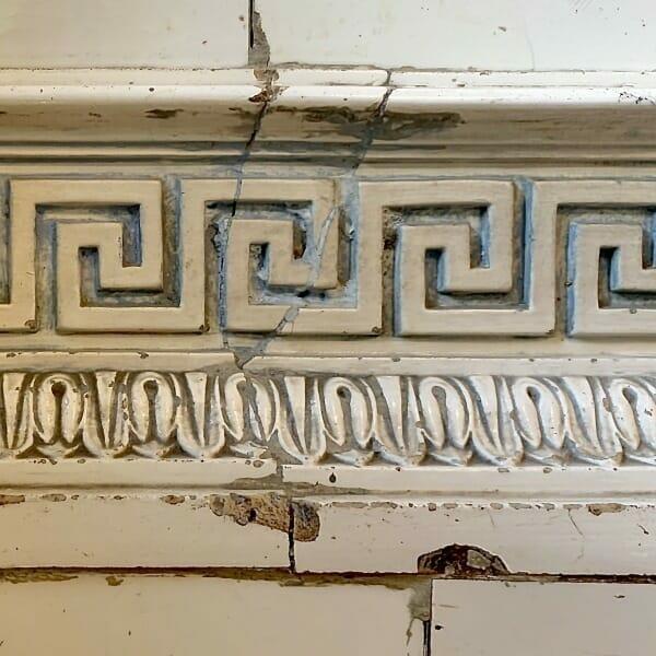 Meander - Greek key pattern.